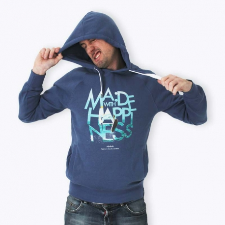 MWH Surf-The most amazing windsurf graphic printed on a hoodie-100% organic cotton