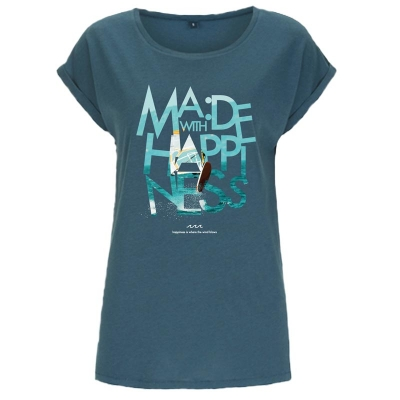 MWH SURF T shirt Windsurf-Woman bamboo