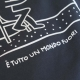 FUORI T-shirt Keith Haring artwork