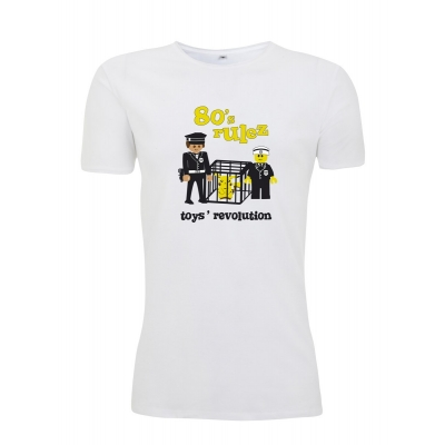 80'S RULEZ T-shirt Uomo