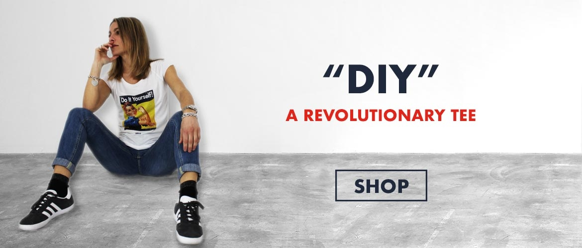 "Defeua Tshirt women ""DIY"""